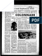The Colonnade, October 6, 1969