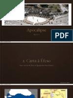 2. Estudo Apocalipse - Carta à Éfeso (Ap 2