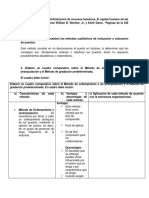 Actividad IV Clasificacion y Valoracion de Puesto.