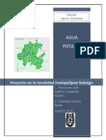 Proyecto de Agua Potable