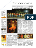 The Colonnade, September 15, 2006