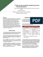 Informe de Proyecto de Invesitigacion Para La Acreditacion