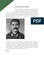 Stalin historia