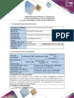 Guía de Actividades y Rúbrica de Evaluación Fase 2.T.1.