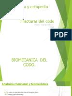 Fracturas Del Codo