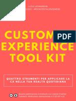 Customer Experience Tool Kit Per Tutti