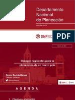 Presentación Sucre DNP