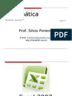 Informática 3.5 Excel 2007