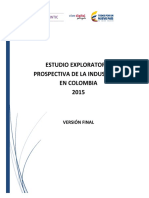Exposicion 4 Prospectiva 2015 Tic