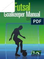 Futsal Goalkeeper Manual