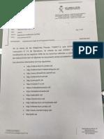 Police Notification Sample