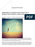 Emerging Citizens Practices for a World Our Hearts Long for… _ Nuno Da Silva