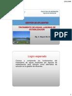 Clase 11 Lagunas de Estabilizacin