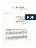LOURENÇO, Eduardo - Literatura e Revolução