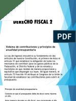 Derecho Fiscal 2 Expo