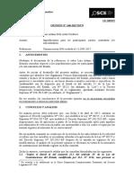 148-17 - LUIS ADAMS ARATA CORDOVA - Impedimentos Para Ser Participante Postor Contratista Y-o Subcontratista (T.D. 11052875)