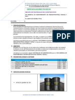 Tdr Materiales de Construccion