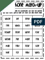 Homophone Match Up.pdf