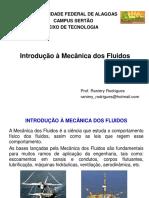 Aula 03 - Introdução Mecânica Dos Fluidos - FT1