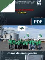 Investigacion de Campo Cargill