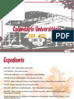Projeto Novo Calendário Universitário V4