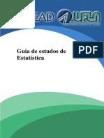 Guia de Estudos Estatistica UFLA