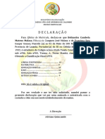 DECLARAÇÃO para efeito de Matricula .docx