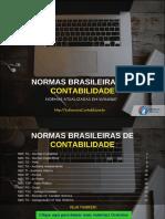 NBC Normas Brasileiras Contabilidade CFC