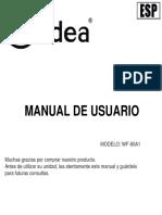 Manual Midea Wifi Wf-60a1-Es