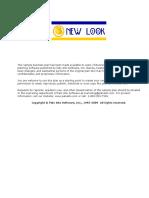 Clothing Manufacturer Business Plan