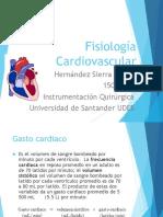 sarith cardio fisiologia