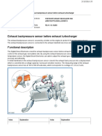 Backpressure Sensor