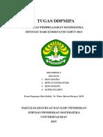 DDPMIPA kelompok 5