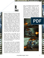 Cygnar - Fileiras Militares #2 - Diagramado
