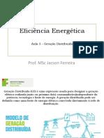 Eficiência Energética - Cap3 - 2017