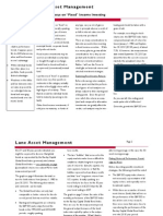 Lane Asset Management Focus on Fixed Income September 2010