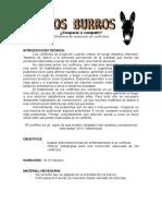10. LOS BURROS (Dinámica de Resolución de Conflictos)