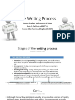 Note 7_The Writing Process