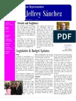 February 2018 Newsletter