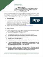 Edital nº 2/2018 - Seminário em Teresina