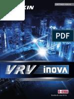 Catalogo Tecnico VRV INOVA