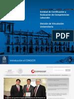 Presentacion Introducción CONOCER