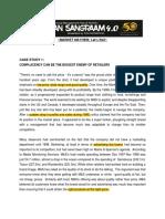 Market MayhemCase Study