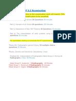 CSWIP 3.2.2 Exam Patarn