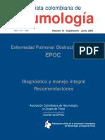 Consenso EPOC Año 2003