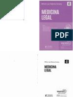 #Coleção Sinopses para Concursos v_41 - Medicina Legal (2016)_Wilson Luiz Palermo Ferreira