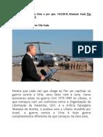 Quem Faz o Que Na Síria e Por Que