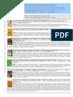 Bibliografia Recomanada Projectes Rehabilitació