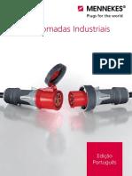 Tomada Industrial MENNEKES