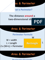 Area and Perimeter Power Point